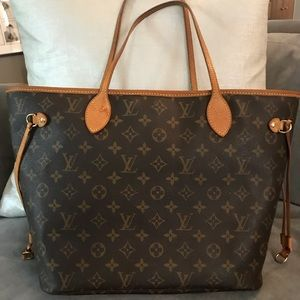 Louis Vuitton Neverfull MM Tote